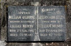 William Osborne Mumby
