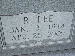 R. Lee Bishop