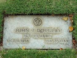 John J Douglas