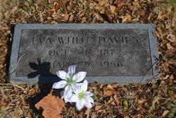 Eva <i>White</i> Davies