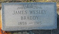 James Wesley Braddy