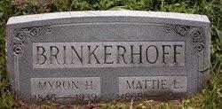 Myron H Brinkerhoff