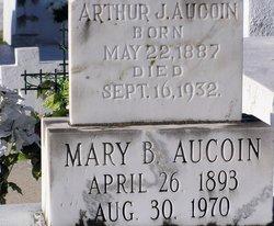 Mary C <i>Barrett</i> Aucoin