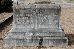 Elisha McGregor Holland
