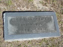 Edna Elmyra Henderson