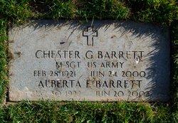 Alberta Esther Barrett