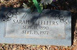 Sarah Elizabeth <i>Fryer</i> Fellers