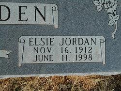 Elsie Mae <i>Jordan</i> Bearden
