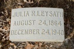 Julia Rachael <i>Reed</i> Leysath
