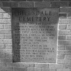 Hillsdale Cemetery