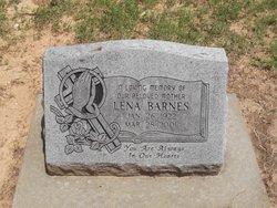 Lena Barnes