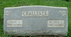 Mildred E Challener