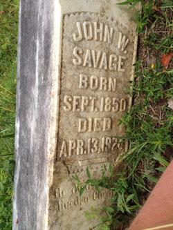 John Wesley Savage