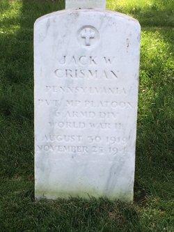 Jack Wallace Crisman