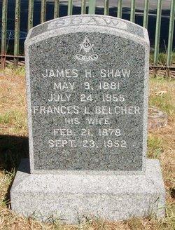 Frances Louise <i>Belcher</i> Shaw