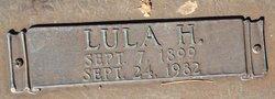 Lula May <i>Hunt</i> Crotts