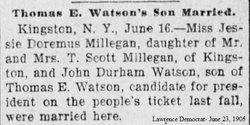 John Durham Watson