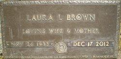 Laura LaGene <i>Tillotson</i> Brown