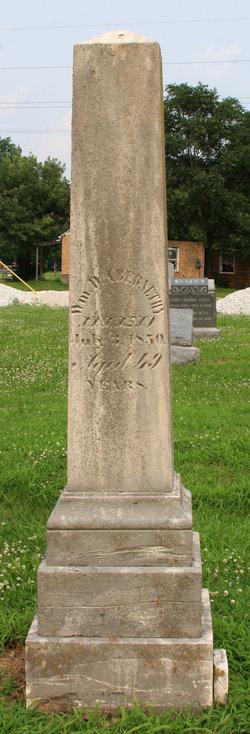 William Dexter Abernethy
