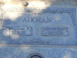 Pauline Grace Byrd <i>Bailey</i> Aikman