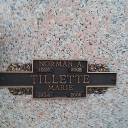 Norman Amos Tillette