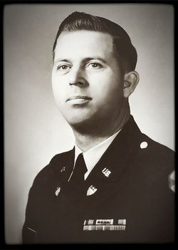 Maj Charles Winford Zip Johnson