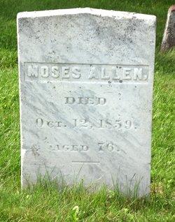 Moses Allen
