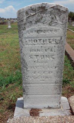 Nancy Ann <i>Murphree</i> Stone