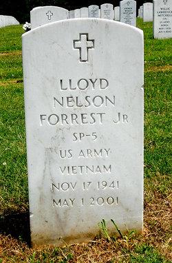 Lloyd Nelson Forrest, Jr