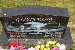 Mary Jane <i>Rhodes</i> Glotfelty