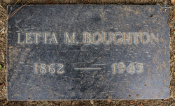 Letta <i>Young</i> Boughton