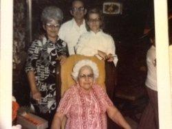 Josie Adell Granny <i>Rawlins</i> Clay