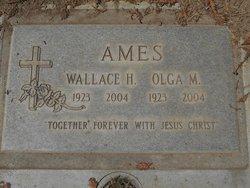 Wallace H Wally Ames