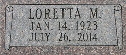 Loretta <i>Biles</i> Barker