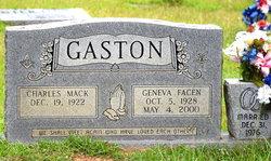 Geneva <i>Facen</i> Gaston