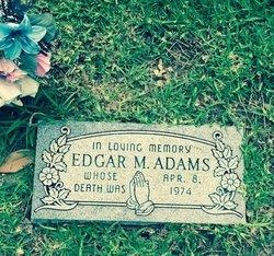 Edgar M. Adams