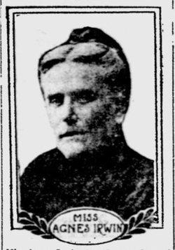 Agnes Irwin