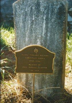 Christian Christley Grove, Sr