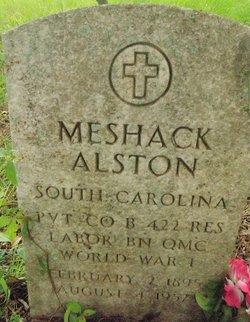 Meshack Alston