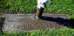 Dreama D. Alexander