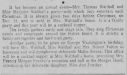 Marjorie Taylor Walthall