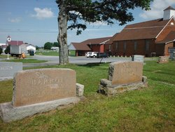 New Victory Baptist Cemetery