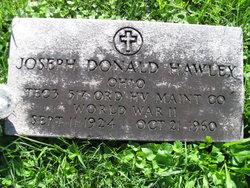 Joseph Donald Hawley