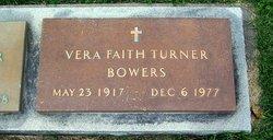 Vera A. <i>Faith</i> Bowers