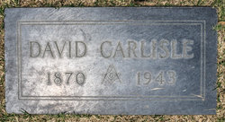 David Carlisle