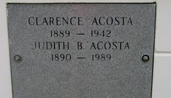 Clarence Acosta, Sr