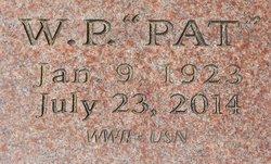 William Patrick Pat Grimes