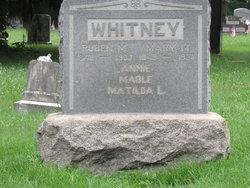 Ruben M Whitney