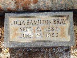 Julia <i>Hamilton</i> Bray