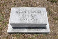 Margaret <i>EDWARDS</i> Barnard